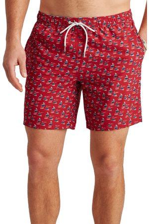 BONOBOS Men's Print Swim Trunks