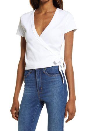 Levi's Women's Terra Mia Wrap T-Shirt