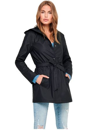 JDY Shelby Belt Raincoat XS