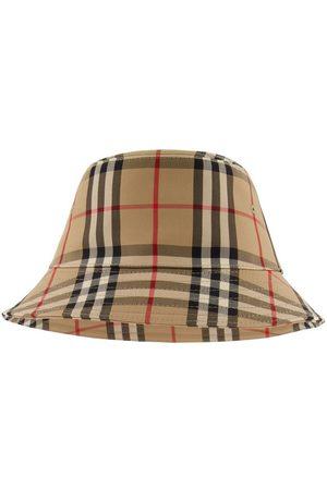 Burberry Kids - Gabriel Bucket Hat - Unisex - M (4-6 years) - - Sun hats