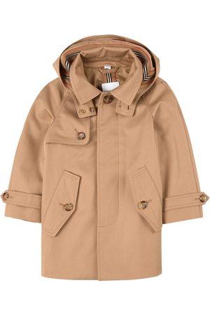 Burberry Kids - Bradley Icon Trenchcoat - Boy - 2 years - - Raincoats