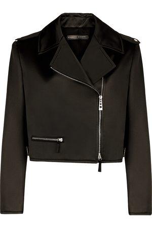 Giuseppe Zanotti Women Leather Jackets - CAROLE
