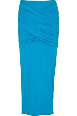 The Line By K Women Midi Skirts - Priska stretch-jersey midi skirt