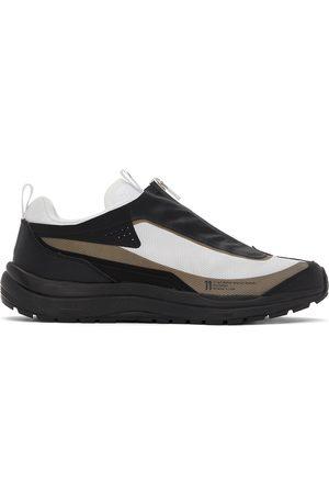 11 BY BORIS BIDJAN SABERI Men Sneakers - Khaki & Black Salomon Edition Odyssey Sneakers