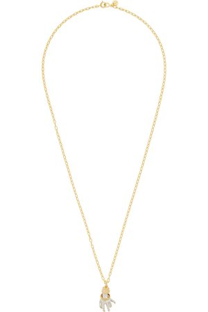 UNDERCOVER Men Necklaces - Gold & Hand Necklace