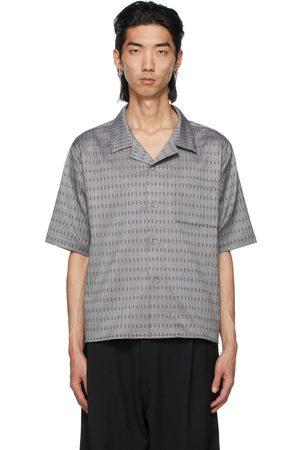 Kennel Schmenger Gmbh Men Short sleeves - Wool Jacquard Luka Short Sleeve Shirt