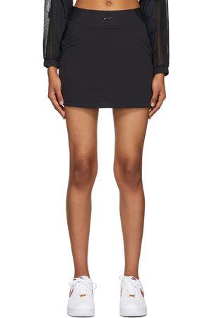 Nike Women Skorts - Black Bliss Luxe Skort