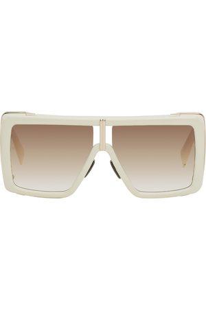 Balmain Off-White Limited Edition Akoni Edition Wonder Boy II Sunglasses