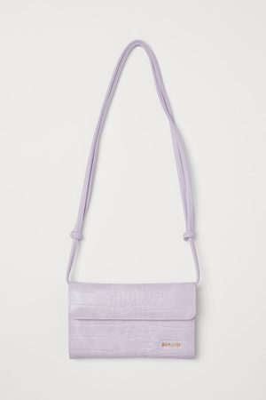 H&M Faux Leather Cell Phone Bag