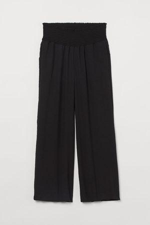 H&M Women Wide Leg - MAMA Wide-leg Pants