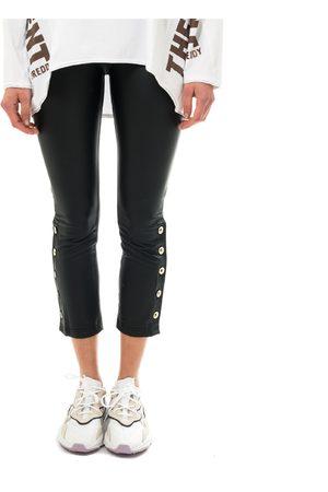 Freddy Women Leggings - Trousers Women Cotone
