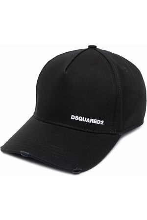 Dsquared2 Embroidered-logo six-panel cap