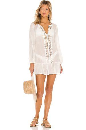 Eberjey Summer Of Love Elba Dress in White.