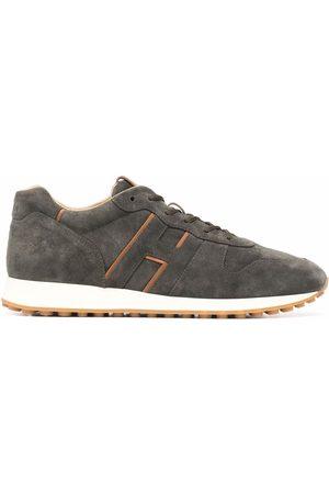 Hogan Men Sneakers - H383 low-top sneakers