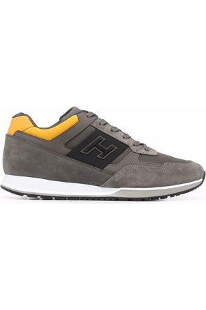 Hogan Men Sneakers - H321 low-top sneakers - Grey