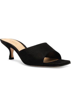 Schutz Women's Dethalia Slip On High Heel Sandals