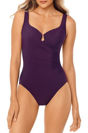 Miraclesuit Women Swimsuits - Must Have Escape Underwire One Piece Swimsuit
