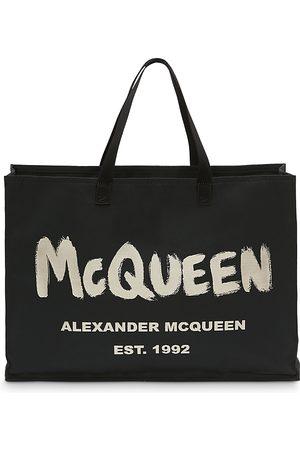Alexander McQueen City Logo Tote