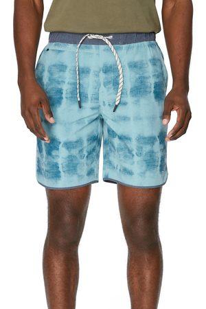 7 Diamonds Men Shorts - Men's Core Active Stone Print Shorts