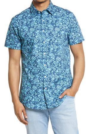 Rodd & Gunn Men Short sleeves - Men's Havelock North Floral Short Sleeve Button-Up Shirt