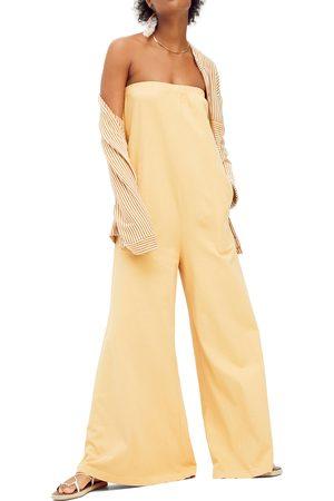 Free People Women's Olivia Strapless Jumpsuit