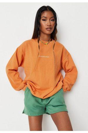 Missguided Petite Basic Sweatshirt