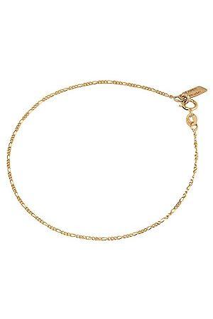 LOREN STEWART Baby Fig Bracelet in Metallic