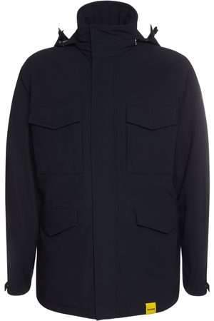ASPESI Men Jackets - Fine Stretch Nylon Field Jacket
