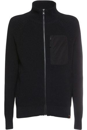 Aspesi Tech Knit Turtleneck Sweater