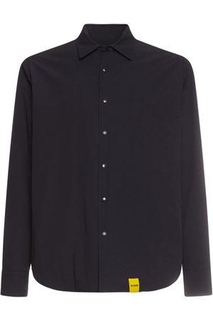 Aspesi Stretch Nylon Shirt Jacket