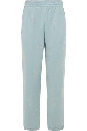UNKNOWN Crystal Cross Cotton Sweatpants