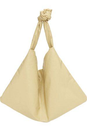 Kassl Editions Medium Square Oil Shoulder Bag