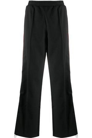 OFF-WHITE X Theophilus London side-stripe track pants