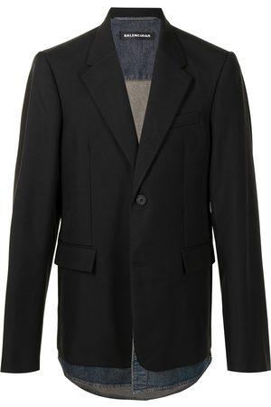 Balenciaga Oversized layered blazer