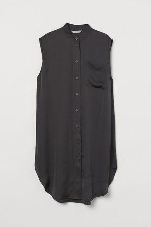 H&M Women Tunics - Oversized Satin Tunic