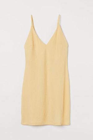 H&M Women Bodycon Dresses - V-neck Dress