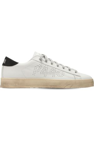 P448 Jack Leather & Suede Low Top Sneakers