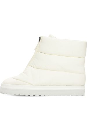 GIA Women Snow Boots - 20mm Luna Padded Nylon Snow Boots