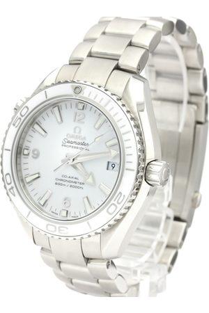 Omega Stainless Steel Seamaster Planet Ocean 600M 232.30.42.21.04.001 Men's Wristwatch 42 MM