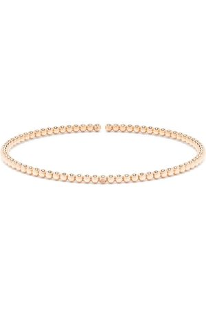 Pragnell Women Bracelets - 18kt rose gold Bohemia Twist bangle
