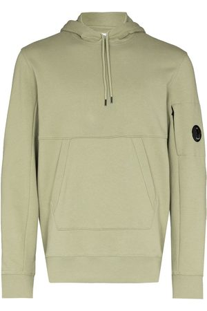 C.P. Company Men Hoodies - Drawstring hooded sweatshirt