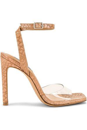 Steve Madden Women High Heels - Jessenia Heel in Tan.