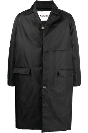 Nanushka Neval single-breasted coat