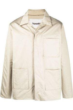 Nanushka Omar lightweight jacket - Neutrals