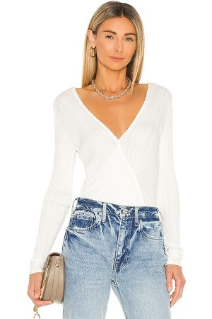 Vince Wrap Top in .