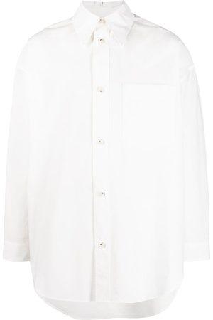 Nanushka Men Long sleeves - Martino long-sleeve shirt