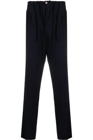 Nanushka Men Straight Leg Pants - Nile straight leg trousers