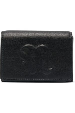 Nanushka Embossed-logo wallet