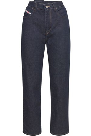 Diesel Air Boyfriend High Rise Denim Jeans