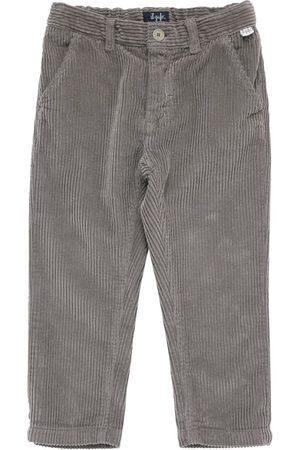Il gufo Stretch Corduroy Cotton Pants